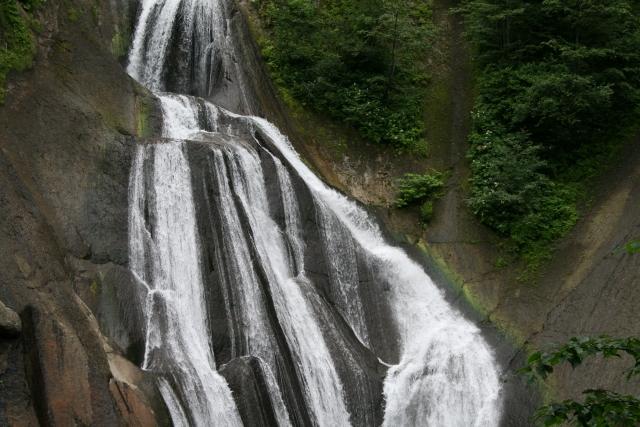 北海道最大の滝 羽衣の滝 | kuni...