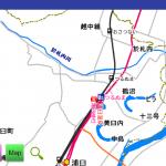 浦臼神社 ~ カタクリとエゾエンゴサクを見るならココ!
