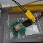 ラズベリーパイ zero GPSロガー作成 その4 GPSロガーの完成
