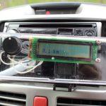 ラズベリーパイで車載用速度計(スピードメーター)を作成する
