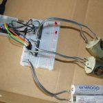 ラズベリーパイで2つのモーターを制御する ~ PWM制御