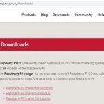 Raspberry Pi Imager ~ SDへのOS書き込みが簡単になりました